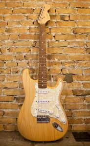 Jacobs Strat, Oil finished, Alnico 5 Pick-Up's